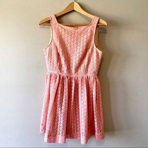 American Apparel lace dress
